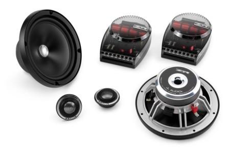 JL AUDIO ZR 650-CSi