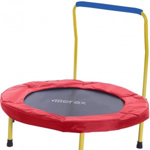 Merax Mini Fitness Exercise Workout Trampoline Cropped (1)