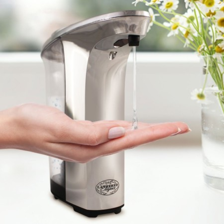 best automatic soap dispensers in 2017 - buyer's guide