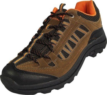 Norty Men's Hiking Trail Walking Sneaker