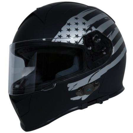 TORC T14B MAKO Full-Face Helmet