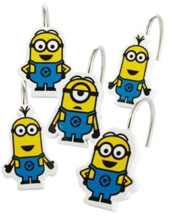 despicable-me-shower-curtain-hooks