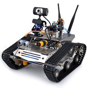 kuman-sm5-th-wireless-wifi-robot-car-kit