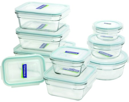 GlassLock Assorted Container Set  sc 1 st  BestSeekers & The 8 Best Food Storage Container Sets to Buy in 2018 - BestSeekers