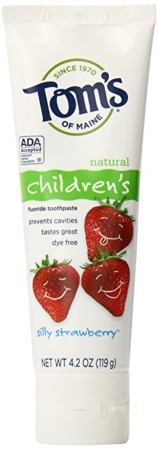 ada approved natural toothpaste