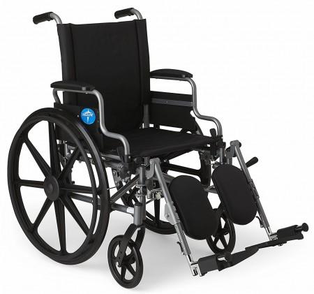 Medline Lightweight And User Friendly Wheelchair