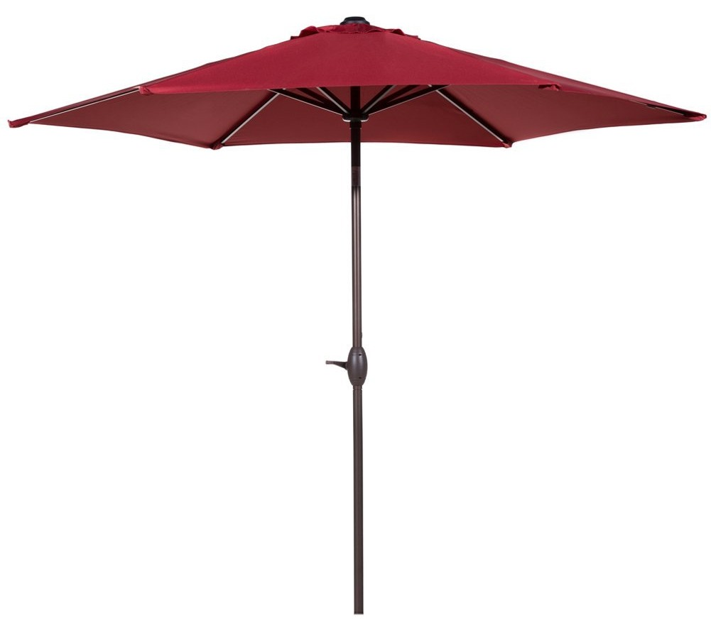 8 best patio umbrellas in 2017 patio umbrella reviews for Best outdoor umbrellas reviews