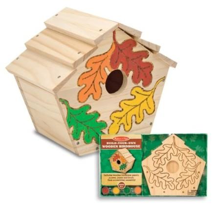 The 9 best birdhouse kits to buy in 2018 bestseekers melissa doug birdhouse craft kit solutioingenieria Gallery