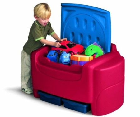 Little Tikes Primary Colors Toy Chest. 1