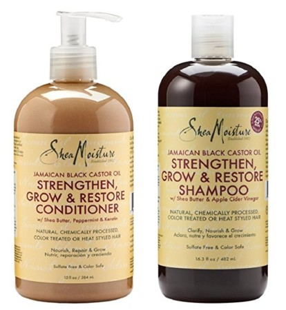Best Natural Shampoo And Conditioner For Hair Growth