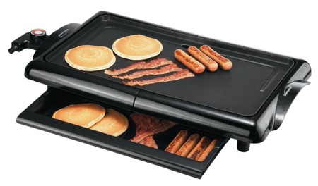 Brentwood TS-840 Electric Griddle - best electric griddle