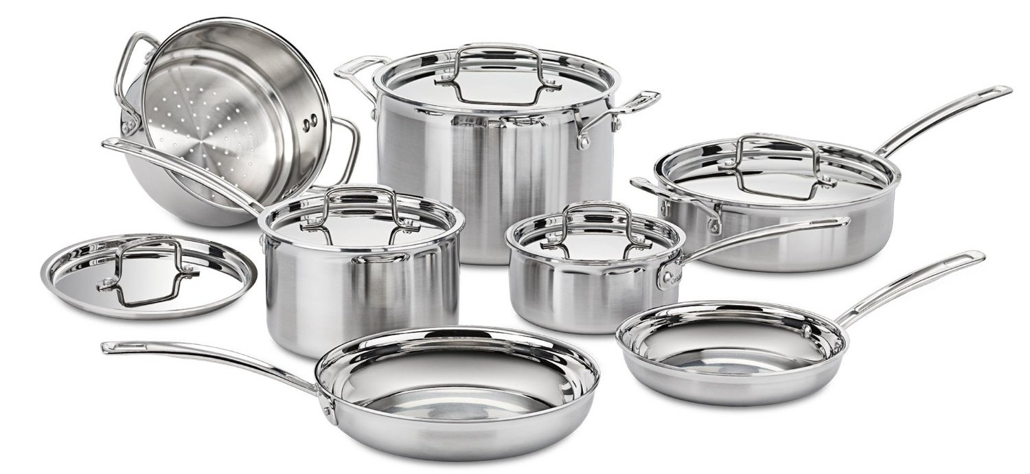 the 16 best stainless steel cookware to buy in