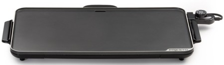 Presto 7072, Black Slimline Griddle - best electric griddle