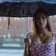 best umbrella, rain, girl with umbrella
