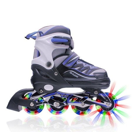 Kuxuan Boy's Ciro Inline Skate on a white background