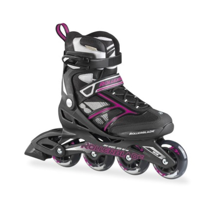 Rollerblade Women's Zetrablade 80 Skate on a white background