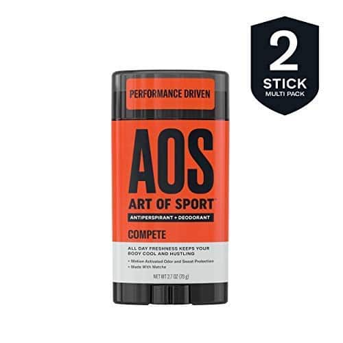 Art of Sport Men's Antiperspirant Deodorant Stick