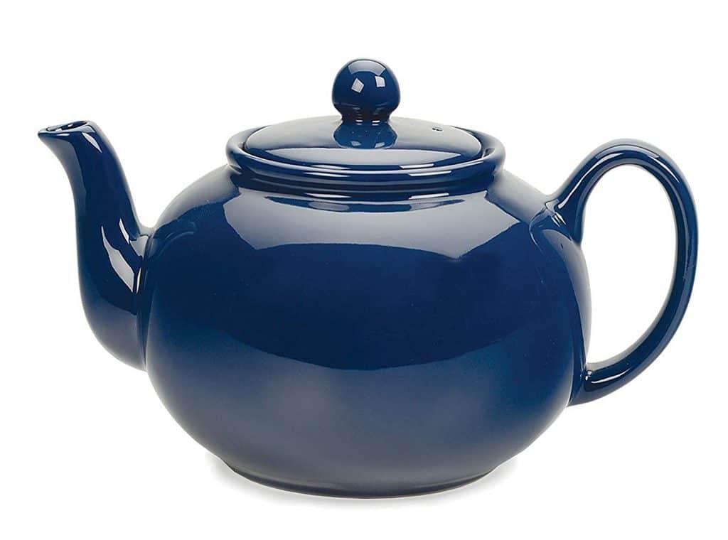 RSVP Stoneware Teapot