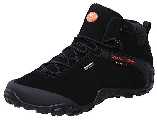 Xiang Guan Outdoor Low Top Oxford Lightweight Trekking Hiking Shoes