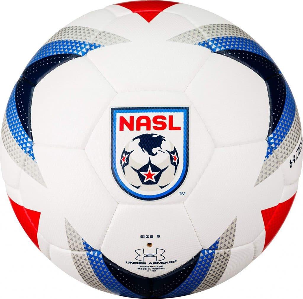 Under Armour NASL Official Match Soccer Ball