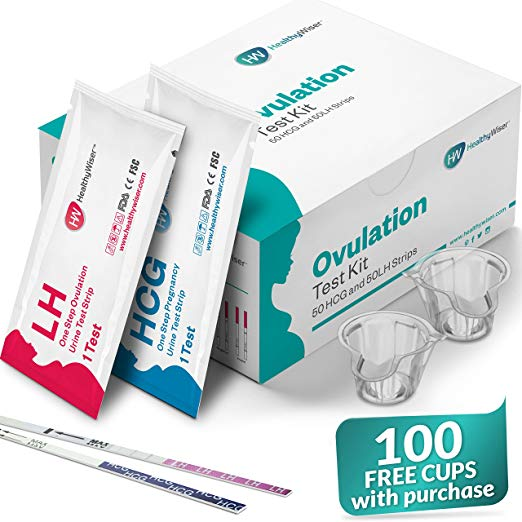 HealthyWiser Ovulation Test Kit