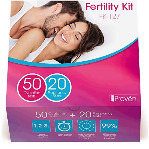 iProven Ovulation Test