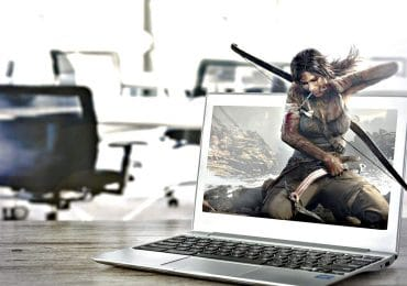 best affordable gaming laptop tomb-raider-laptop-office-survival