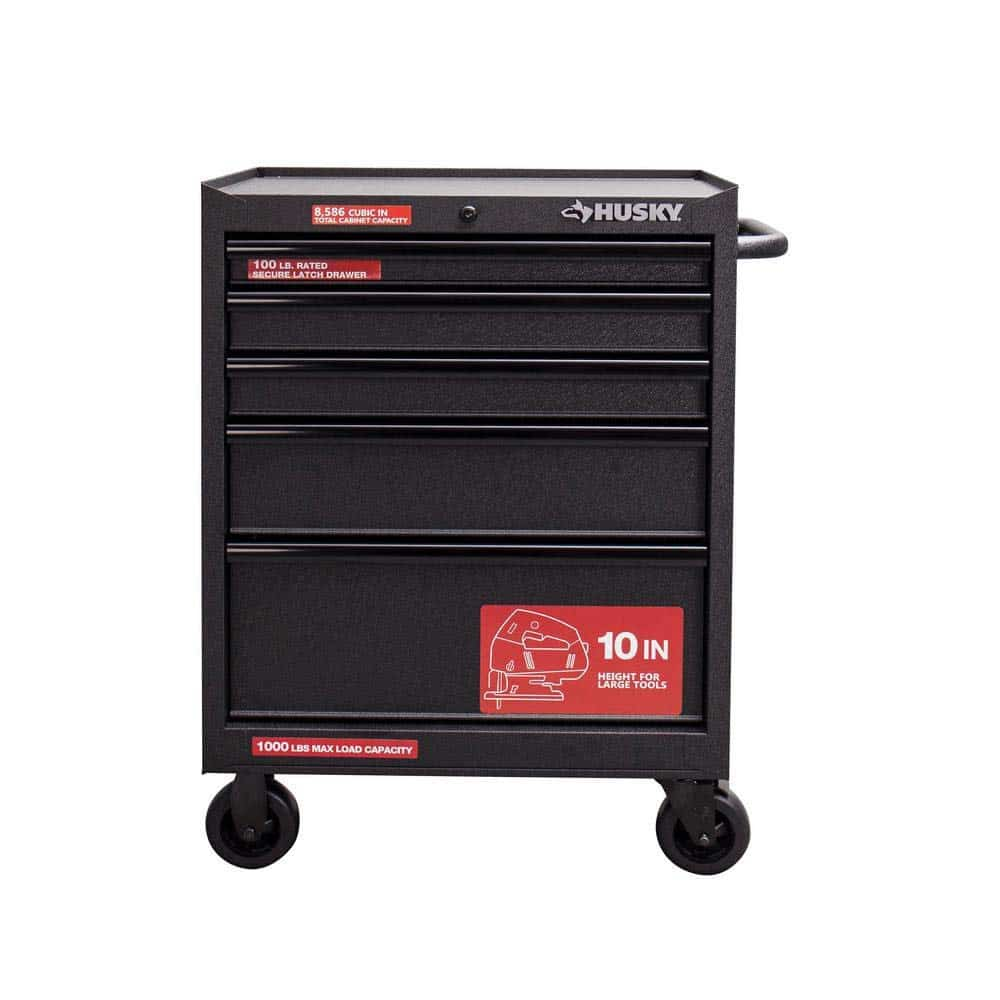 Husky 5 Drawer Tool Chest​​