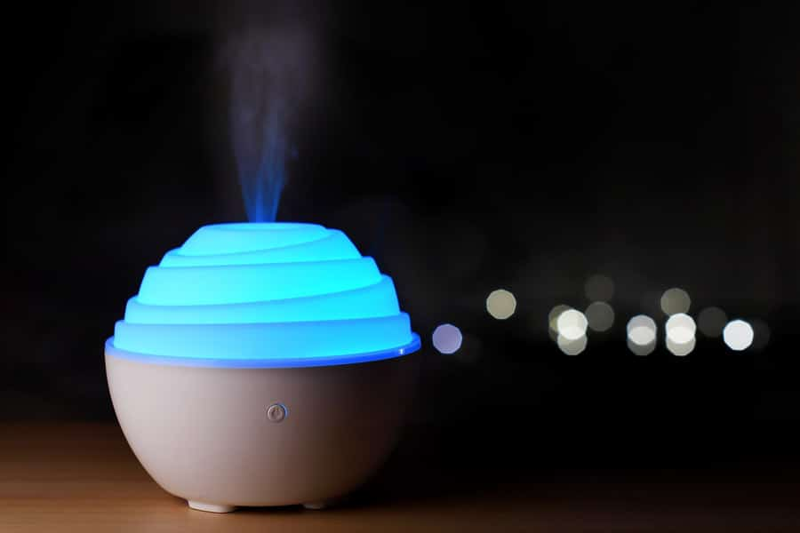 Blue light Oil Diffuser
