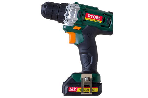 ryobi cordless screwdriver
