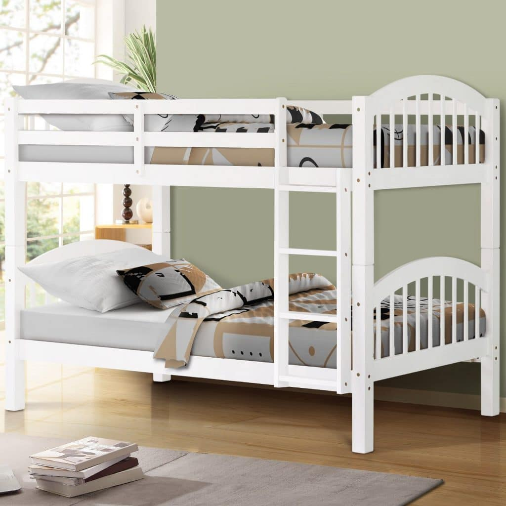 top unikes solid wood bunk bed