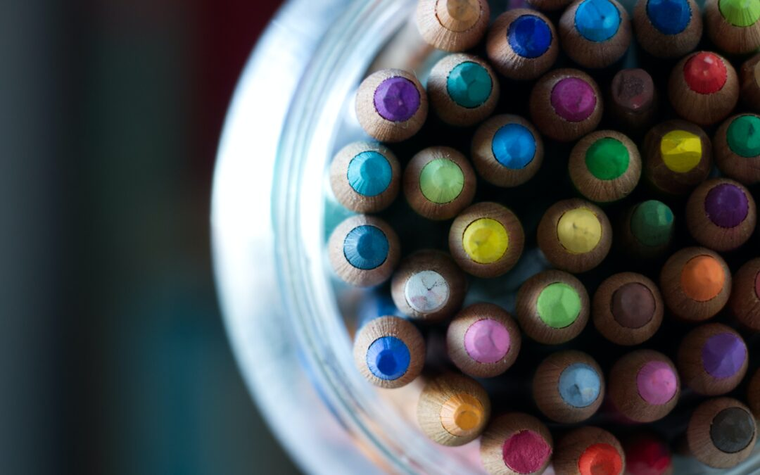 Pastel Pencils: Because Great Art Needs Quality Supplies